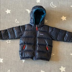 Patagonia hi loft 3T navy excellent condition